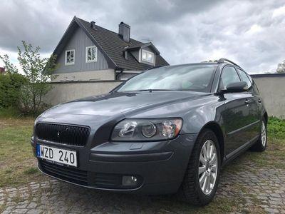 begagnad Volvo V50 2,4 140hk Momentum