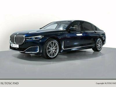 begagnad BMW 740L d xDrive Nypris 1,5 Milj!