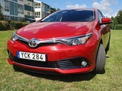 used Toyota Auris 1.2 Turbo Multidrive S, Euro 6 -16