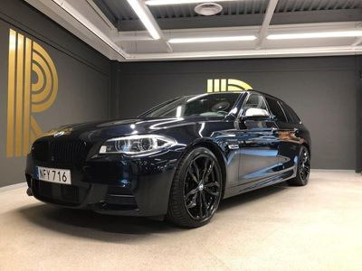 begagnad BMW M550 d xDrive (381hk) 100 Year Ed /SE UTR
