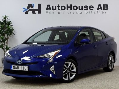 begagnad Toyota Prius Hybrid 1.8 Drag Head-Up Backkamera