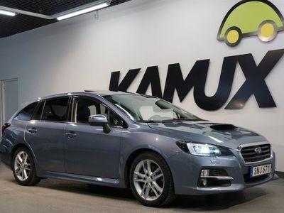 begagnad Subaru Levorg GT-S 4WD Navi S&V Hjul 170hk