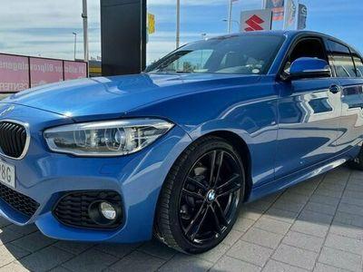 begagnad BMW 118 i M Sport 5-door 2019, Halvkombi Pris 184 000 kr