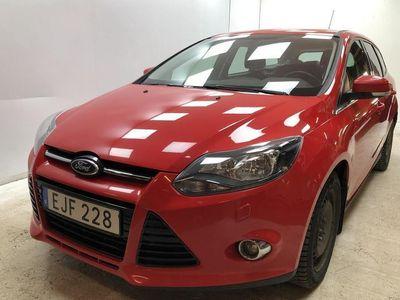 begagnad Ford Focus 1.6 Flexifuel Kombi