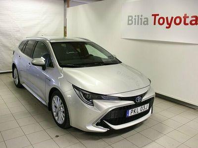 begagnad Toyota Corolla Touring Sports Hybrid 2,0 Executive Vinterhjul