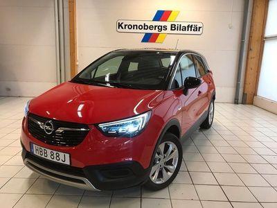 begagnad Opel Crossland X 1.2 T Dynamic 110 Hk Automat