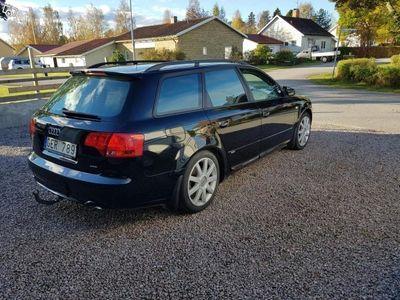 begagnad Audi A4 quattro s-line mm. Ev byte -08