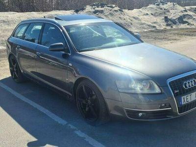 begagnad Audi A6 AVANT 4,2 QUATTO