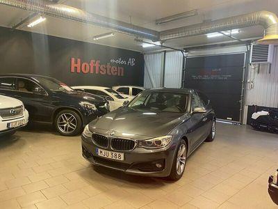 begagnad BMW 318 Gran Turismo d Sport line 143hk