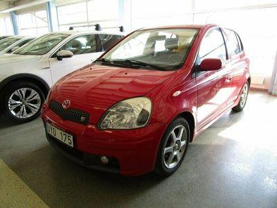 begagnad Toyota Yaris 1,5 TS