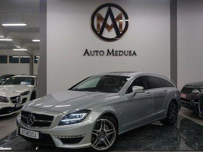 begagnad Mercedes CLS63 AMG AMG SB AMG Exclusive Sv-