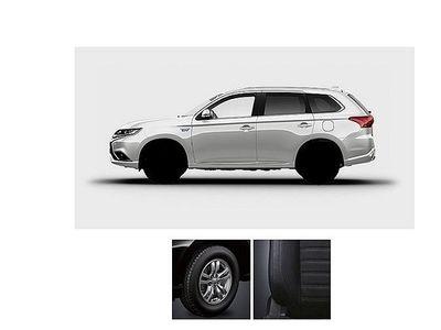 begagnad Mitsubishi Outlander P-HEV Fleet Edition 4WD - NYHET