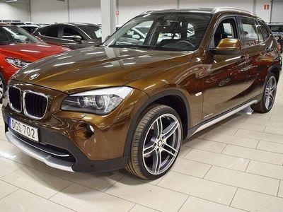 begagnad BMW X1 xDrive18d xDrive18d, E84 (143hk)