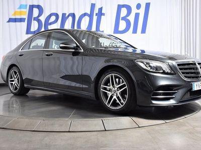 begagnad Mercedes S400 4MATIC / AMG / 2.95%