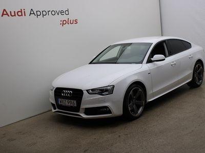 begagnad Audi A5 Sportback 1.8 TFSI 144HK