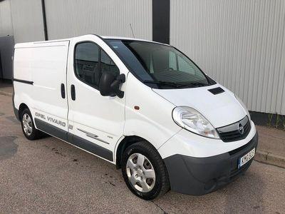 used Opel Vivaro Van 2.0 dCi 115hk -09