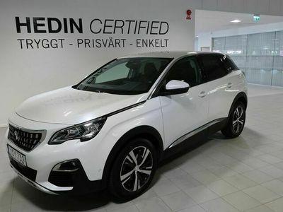 begagnad Peugeot 3008 1.2 PureTech EAT, 130hk, Allure