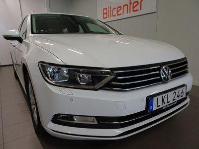 begagnad VW Passat Variant 2.0 TDI Drag-Värmare-Carplay Euro 6 150hk