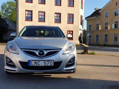 begagnad Mazda 6 Sport 2.5 170hk