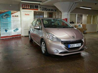 begagnad Peugeot 208 5-dörrar 1.6 e-HDi EGS 92hk