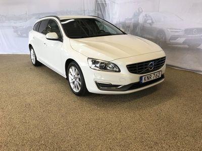 begagnad Volvo V60 D4 S/S Momentum Business E, Garanti 6 månader, Parkeringshjälp bak