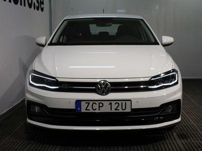 gebraucht VW Polo R-Line TSI 95 MAN