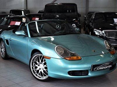 begagnad Porsche Boxster CAB 2.5 204HK AUT TIPTRONIC