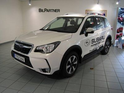 brugt Subaru Forester 2.0 XS 4WD 150hk