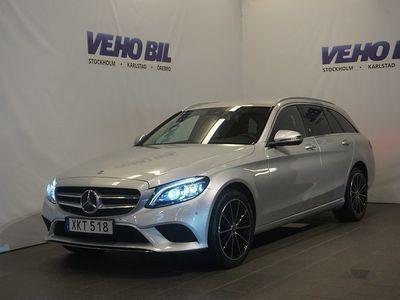 begagnad Mercedes 220 CKombi 4-Matic Avantgarde Backkamera Värmare Aut Drag Nav
