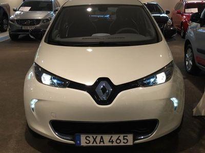 begagnad Renault Zoe 22 kWh ELBIL (88hk) -14