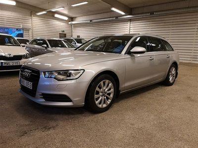 begagnad Audi A6 3,0 TDI Q AVANT 204 HK