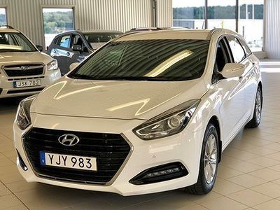 begagnad Hyundai i40 1.7 CRDi 116hk Comfort