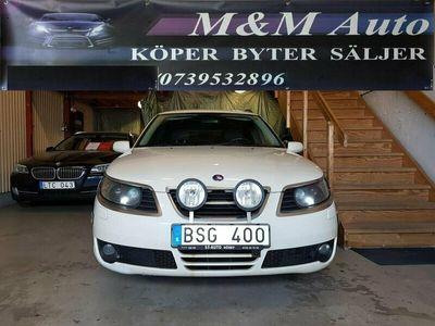 begagnad Saab 9-5 Sport 2.3 T BioPower Automat Griffin, Linear 210hk