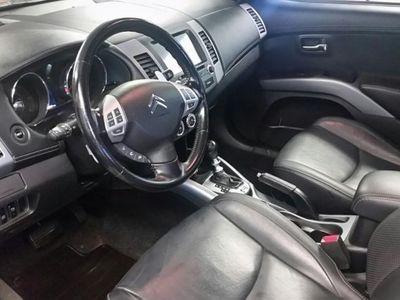 begagnad Citroën C-Crosser AUT EXCL, Skinn, 7PL, Xenon -11