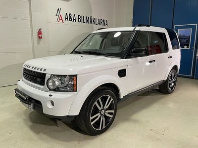 begagnad Land Rover Discovery 3.0 TDV6 4WD Automat 7-sits 245hk Spec!