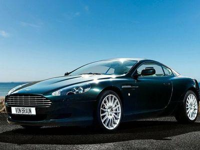 begagnad Aston Martin DB9 Coupe 476 hp 2009, Sportkupé Pris 625 000 kr