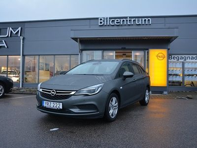 begagnad Opel Astra Enjoy Pluspkt. ST 1,4T 125hk, Apple Carplay,