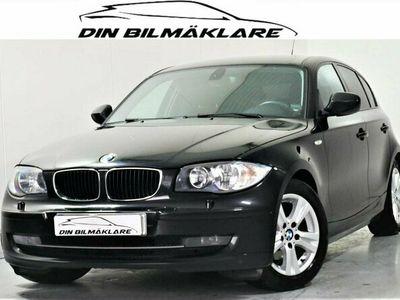 begagnad BMW 116 1K4 D