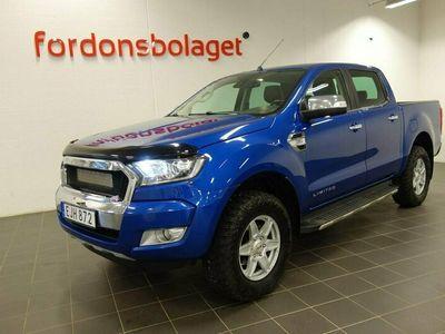 begagnad Ford Ranger Dubbelhytt 3.2 TDCi 200 HK LIMITED D-värm