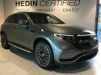 begagnad Mercedes 400 EQV4MATIC PRIVATLEASINGKAMPANJ