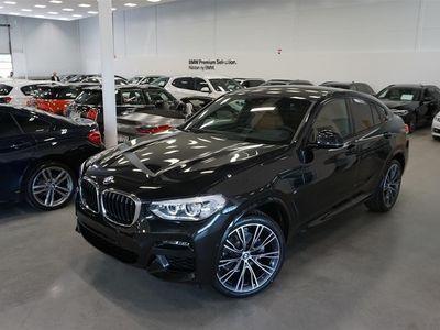 begagnad BMW X4 xDrive 20d M-Sport Winter