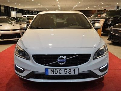 begagnad Volvo S60 D4 AWD Geartronic. 190hk