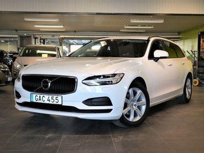 begagnad Volvo V90 Geartronic | Sov | D-värmare | Business | DRAG |