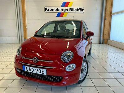 begagnad Fiat 500C 1.2 Dualogic Euro 6 69hk