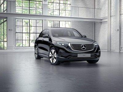 begagnad Mercedes EQC 400 4MATIC 8995:-/Mån Business Edition