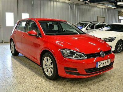 begagnad VW Golf 5-dörrar 1.2 TSI Manuell, 110hk Style
