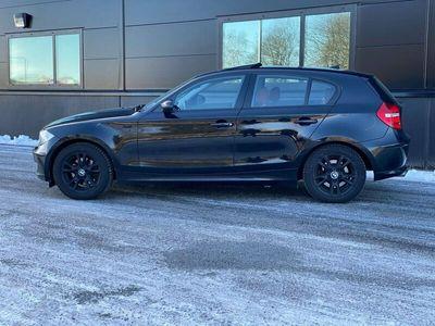 begagnad BMW 120 187 / D 1ER REIHE