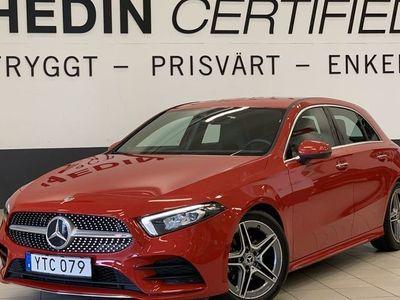 brugt Mercedes A180 d 116Hk 7G AMG Premiumpaket