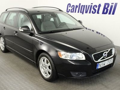 begagnad Volvo V50 1,6D 109HK Momentum