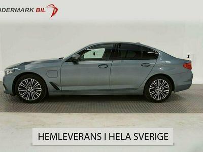 begagnad BMW 530 e xDrive iPerformance 252hk Sport line Navi P-assista